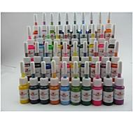 basekey tetoválás vagy smink festék színek 40 x 5ml