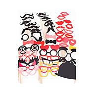 Kartonpapír Esküvői dekoráció-50Darab / készlet Nem személyesíthető