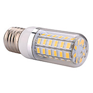 abordables -ywxlight® e14 e27 500lm 5730smd 60led foco de luz blanco cálido blanco fresco led luz de maíz araña casera ac 110-130v ac 220-240v