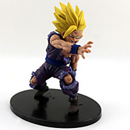 Dragon Ball Son Gohan PVC 12CM Anime Action Figures Model Legetøj Doll Toy