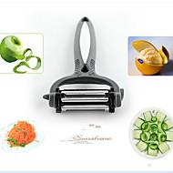 1 szt Cutter & Slicer For warzyw / dla owoców Stal nierdzewna Wielofunkcyjne / Wysoka jakość / Kreatywny gadżet kuchenny