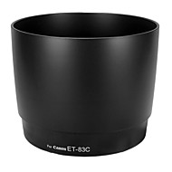 Newyi® Replace ET-83C Lens hood for Canon EF 100-400mm f4.5-5.6L IS USM ET-83C
