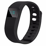 TW64 Aktivitetstracker Smart armbåndVandafvisende Brændte kalorier Skridttællere Træningslog Vækkeur Distance Måling Søvnmåler Del med
