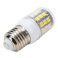 お買い得  LED コーン型電球-400-500 lm E26/E27 LEDコーン型電球 B 31 LEDの SMD 5050 装飾用 温白色 AC 220-240V