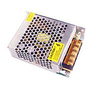 De înaltă calitate 12V 5A 60W Constant Voltage AC / DC comutatie de alimentare convertor (110-240V la 12V)