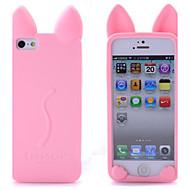 Назначение iPhone 8 iPhone 8 Plus Кейс для iPhone 5 Чехлы панели Защита от удара Задняя крышка Кейс для 3D в мультяшном стиле Мягкий
