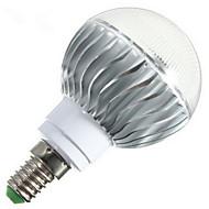 お買い得  LED ボール型電球-E14 B22 E26/E27 LEDボール型電球 G60 1 LEDの ハイパワーLED 調光可能 リモコン操作 RGB 540lm 2800-6500K AC 85-265V