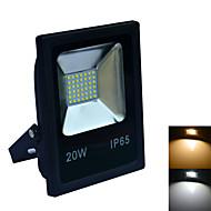 Χαμηλού Κόστους Προβολείς LED-6000-6500/3000-3200 lm LED Προβολείς 42 leds SMD 2835 Αδιάβροχη Θερμό Λευκό Ψυχρό Λευκό AC 220-240V