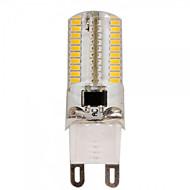 お買い得  LED コーン型電球-ywxlight®E14 / G9 / G4 / E17 / E12 / ba15d / E11 5.5ワット80smd 3014 550-600lm暖かい/白ac110-130 / 220-240V