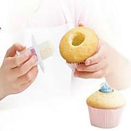 お買い得  キッチン&ダイニング-キッチンカップケーキコアラプランジャカッターケーキペストリーデバイダモールドキッチンベーキングツール