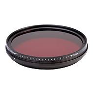fotga®オールインワン調整可能な530nmの-750nmの赤外線IRパスX線レンズフィルター72ミリメートル