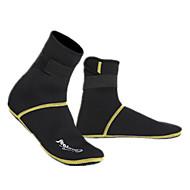 abordables Deportes Acuáticos-Calzado de Agua Neopreno para Adultos - A prueba de resbalones Buceo / Surfing / Submarinismo
