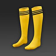 dikke absorberend, ademend slip kinderen kniekousen voetbal sokken sport
