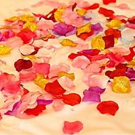 Szatén Esküvői dekoráció-50Darab / készlet Tavasz Nyár Ősz Tél Nem személyesíthető