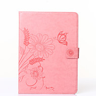 цветок бабочка шаблон PU кожаный защитный чехол для Galaxy Tab, T110 / T230 / T530 / T560 / T710 / T810 (ассорти цветов)