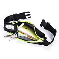 billige -Clothin <20L L Mobilveske Belte Veske Magetasker til Fisking Klatring Riding Fritidssport Sykling / Sykkel Løp Camping & Fjellvandring