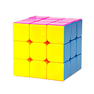 cheap Toy & Game-Rubik's Cube YONG JUN 3*3*3 Smooth Speed Cube Magic Cube Puzzle Cube Professional Level Speed Gift Classic & Timeless Girls'