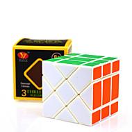 お買い得  -ルービックキューブ YONG JUN エイリアン フィッシャーキューブ 3*3*3 スムーズなスピードキューブ マジックキューブ パズルキューブ プロフェッショナルレベル スピード クラシック・タイムレス 子供用 成人 おもちゃ 男の子 女の子 ギフト