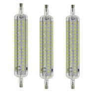 お買い得  LED コーン型電球-R7S LEDコーン型電球 T 120 SMD 2835 800 lm 温白色 クールホワイト 防水 装飾用 交流220から240 V 3個