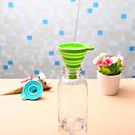 가정용 긴 목 퍼널 창조적 인 부엌 도구 매일 사용 1pc