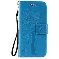 Назначение iPhone X iPhone 8 iPhone 6 iPhone 6 Plus Чехлы панели Кошелек Бумажник для карт со стендом Флип Рельефный Чехол Кейс для дерево