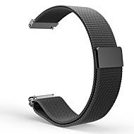 Недорогие Часы для Samsung-Ремешок для часов для Gear S2 Classic Samsung Galaxy Миланский ремешок Нержавеющая сталь Повязка на запястье