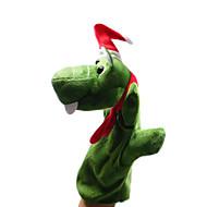 Zabawki Pacynka na palec Zabawki Kaczka Dinozaur Zabawne Dla chłopców Dla dziewczynek Sztuk