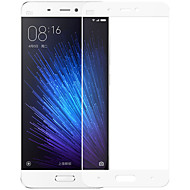 billige Skærmbeskyttelse-Skærmbeskytter for XIAOMI Xiaomi Mi 5 Hærdet Glas 1 stk Skærmbeskyttelse 9H hårdhed / 2.5D bøjet kant