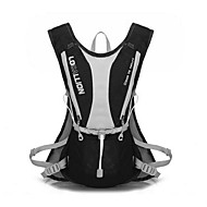 L Cycling Backpack Backpack for Running/Jogging Camping / Hiking Leisure Sports Cycling / Bike Traveling Running Sports Bag Reflective
