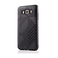 Mert Samsung Galaxy tok Minta Case Hátlap Case Mértani formák Kemény Szilikon SamsungJ7 (2016) / J7 / J5 (2016) / J5 / J3 / J2 / J1 Mini