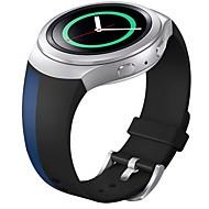 Недорогие Аксессуары для смарт-часов-Ремешок для часов для Gear S2 Samsung Galaxy Спортивный ремешок силиконовый Повязка на запястье