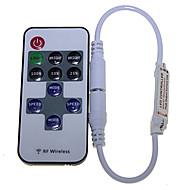 tanie Kontrolery RGB-SENCART 1 szt. Zdalne sterowanie Plastikowy ABS Czujnik podczerwieni Przysłonięcia 72W