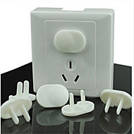 아기 안전 보호 전원 콘센트 플러그는 반 전기 충격을 고정
