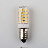 お買い得  LED コーン型電球-E14 7ワット2835年には450lm暖かい/自然な白の小さなLEDのトウモロコシの光を33smd