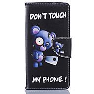 На все тело Визитница / кувырок Other Искусственная кожа Мягкий Card Holder Для крышки случая HuaweiHuawei P9 / Huawei P9 Lite / Huawei