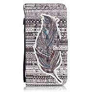 Voor Samsung Galaxy S7 Edge Kaarthouder / Portemonnee / met standaard / Flip / Patroon hoesje Volledige behuizing hoesje Veer Hard PU-leer