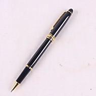 Kuglepen Pen Kuglepenne Pen,Metal Tønde Blå Blæk Farver For Skoleartikler Kontorartikler Pakke med