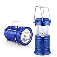 tanie Oświetlenie awaryjne-Jiawen namiot na zewnątrz USB chowany lampa campingowa Solar LED latarnia w nagłych pieszych