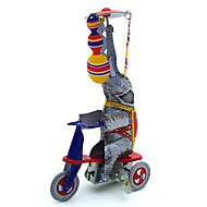 cheap Classic Toys-The Car Wind-up Toy Leisure HobbyMetal Blue For Kids
