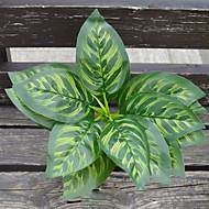 povoljno -1 Podružnica Polyester Plastika Biljke Cvjeće za stol Umjetna Cvijeće