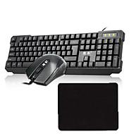 V-OX USB 1600 DPI Gaming Toetsenbord & Muis combi'sWithUSB