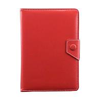 """Bolsos de Hombro Cuero PU Cubierta del caso para 7 """"MacBook Air con Retina / MacBook Pro con Retina / Huawei / Universal / Xiaomi MI /"""