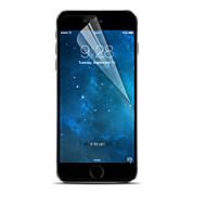Недорогие Защитные плёнки для экрана iPhone-Защитная плёнка для экрана Apple для iPhone 6s Plus iPhone 6 Plus 5 ед. Защитная пленка для экрана