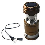 LED Taschenlampen Laternen & Zeltlichter LED 300 Lumen 2 Modus - ja Wiederaufladbar Kompakte Größe Notfall für Camping / Wandern /