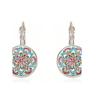 Earring Jewelry 1 pair Bohemia Style Alloy Bronze / Silver Daily / Casual