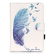 olcso iPad tokok-Case Kompatibilitás Apple iPad Mini 3/2/1 Kártyatartó Állvánnyal Minta Héjtok Más Puha PU bőr mert iPad Mini 3/2/1 Apple