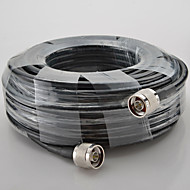 お買い得  -車用吸盤付きアンテナ / 八木アンテナ / LAPアンテナ N メス 金属 信号ブースター /