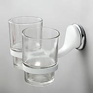 お買い得  浴室用小物-歯ブラシホルダー / 浴室小物 / アンティークブラス / ウォールマウント /7.9*3.7*5.9 inch /真鍮 / 亜鉛合金 /モダン /20CM 9.5CM 0.8KG
