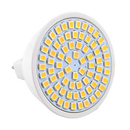 abordables Spots LED-YWXLIGHT® 7W 600-700lm GU5.3(MR16) Spot LED MR16 72 Perles LED SMD 2835 Décorative Blanc Chaud Blanc Froid 9-30V