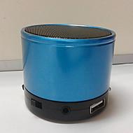 preiswerte Lautsprecher-S10 Indoor / Bluetooth / Tragbar Subwoofer Purpur / Rot / Blau
